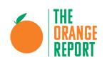 The Orange Report Logo